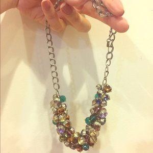 LOFT Gemstone Necklace